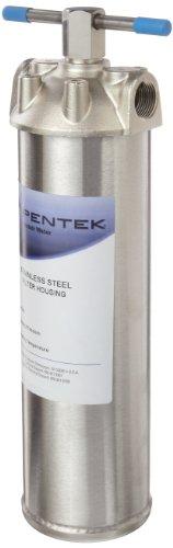 Pentek 156017-02 ST-1 3/4' Stainless Steel Filter Housing