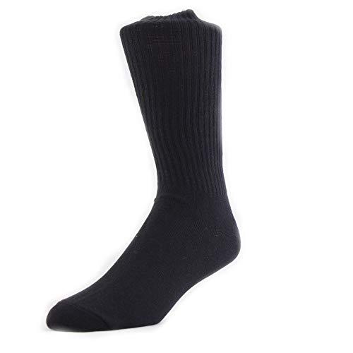 Independent Cross Socken Herren Schwarz OSFA (Einheitsgröße vorhanden)