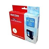 【純正品】 リコー(RICOH) インクカートリッジ シアン 型番:GC21CH 単位:1個 ds-1096991