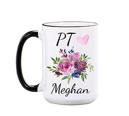 Personalized Physical Therapist Mug