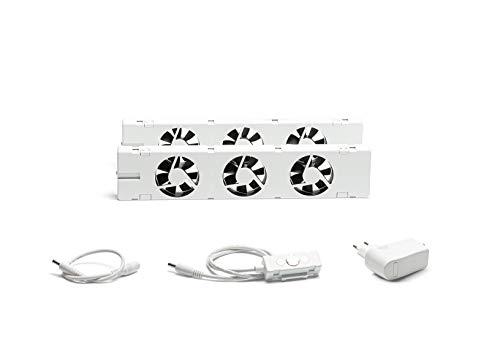 SpeedComfort Heizkörperverstärker. Basic Duo-Set (Standard).