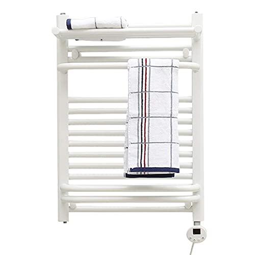 Muebles Para El Hogar Calentador De Toallas, Toallero Eléctrico Inteligente, Blanco, 400W-600W,...