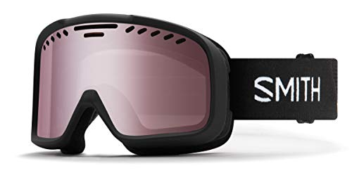 Smith Optics Project Adult Snow Goggles - Black/Ignitor Mirror/One Size