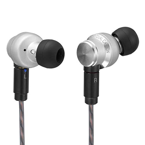 Drop + JVC HA-FDX1 IEM — Stainless Steel ...