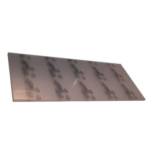 Bildershop-24 Acrylglas (1 mm stark) mit doppelseitiger Schutzfolie bezogen (5 Scheiben) 21X29,7cm (DIN A4)