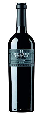 Baron de Ley 7 Viñas Reserva Tinto Rioja - 1 botella 75 cl