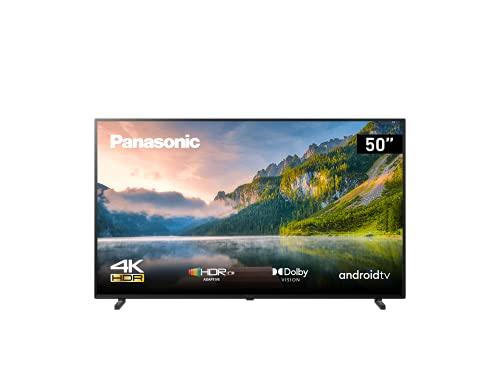 Panasonic TX-50JXW834 4K Fernseher (50 Zoll TV / 126 cm, 4K ULTRA HD, Smart TV, Multi HDR) schwarz