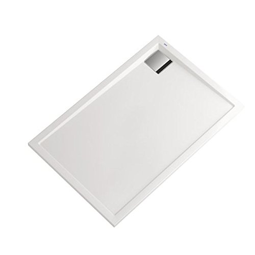 Gala Sigma - douchebak Sigma 100 x 70 cm afvoergard 90 mm wit