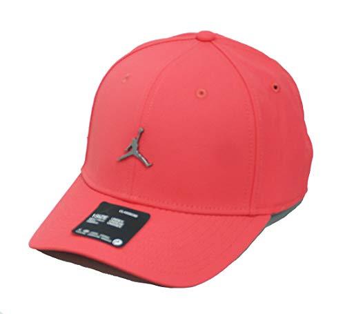 Nike Hat Jordan Clc99 Cap Metal JM, Track Red/(Track Red), MISC, CW6410