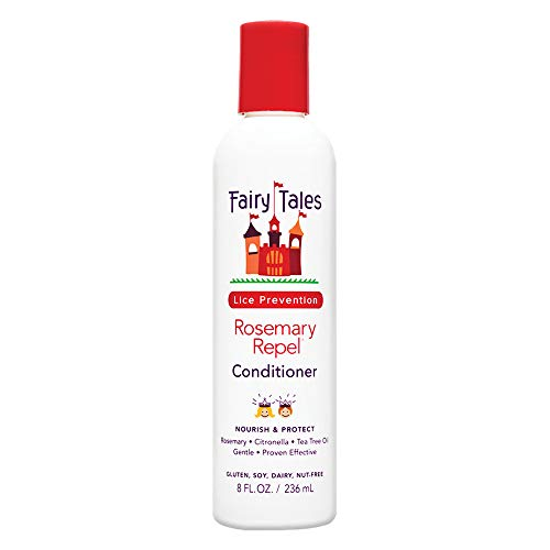 Fairy Tales Rosemary Repel Daily Kid Conditioner for Lice Prevention, 8 Fl Oz (Pack of 1)