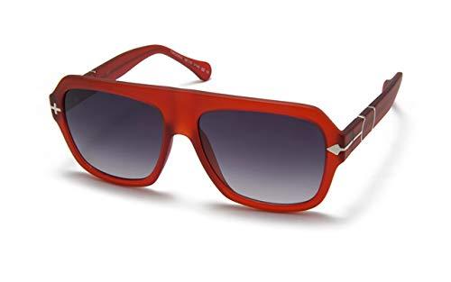 Opposit TM030S02 - Gafas para hombre, color naranja, 58 15 140