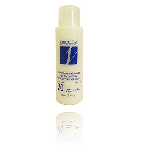 FirstLine – Émulsion oxydante, 20 volumes, 250 ml