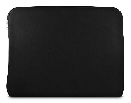 """Ematic 15"""" - 15.6"""" Zippered Laptop Sleeve (EFS150)"""