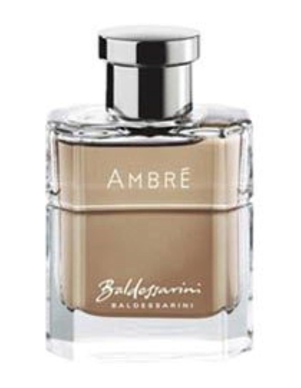 デザート便利ちょっと待ってBaldessarini Ambre (ボルサリー二アンバー) 3.0 oz (90ml) EDT Spray by Hugo Boss for Men