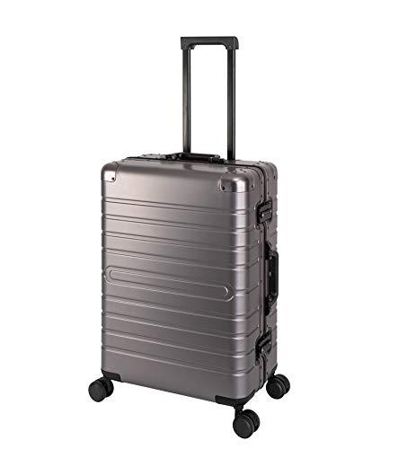 Travelhouse Oslo T6005 - Maleta de viaje (aluminio, varios tamaños y colores)