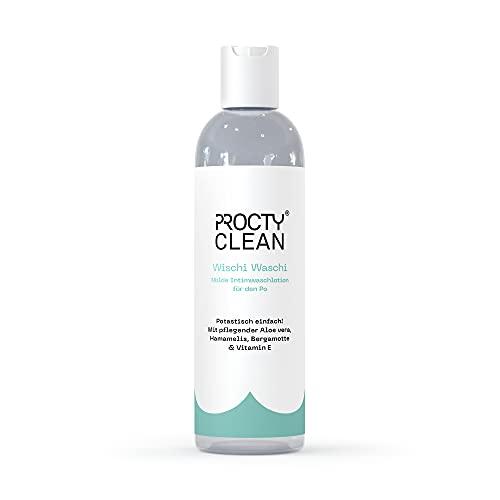 ProctyClean® Wischi Waschi – Milde Intimwaschlotion für den Po