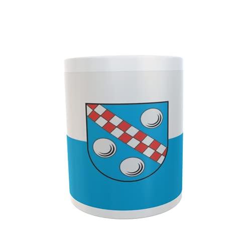 U24 Tasse Kaffeebecher Mug Cup Flagge Achstetten