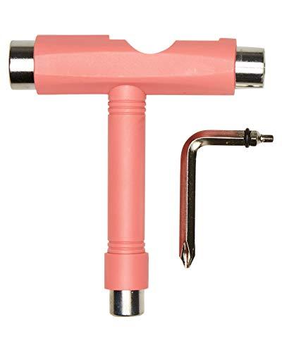 Globe Skate T-Tool Skateboard, Unisex, Erwachsene, Unisex-Erwachsene, 13299001, Rosa (Pink), Einheitsgröße