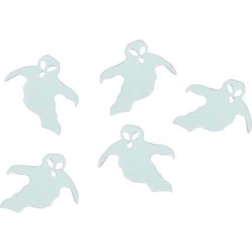 Generique - Confettis de Table Fantôme Halloween
