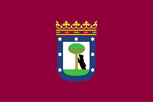 Durabol Bandera de Madrid Ciudad 150 x 90 cm