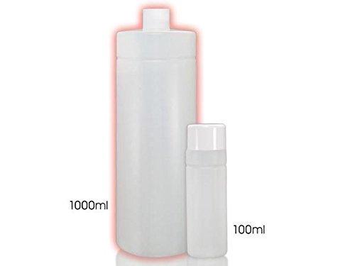 Bouteille en plastique vide bouteille 1000 ml – 70 ST.