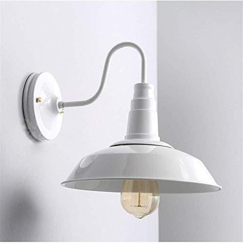 Wandlamp, creatieve persoonlijkheid, vorm van een zwanenhals antieke retro-wandlamp van petroleum in de stijl van de bijzondere lamp design van het Europese metaal