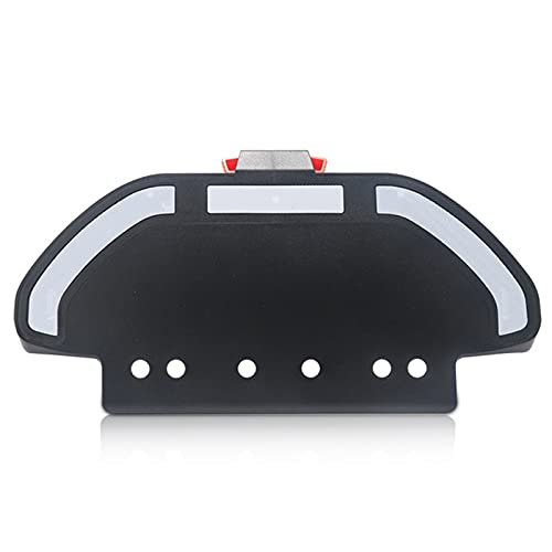 Partes de recambio de aspirador anti-gota mopa soporte kit para xiaomi robot aspirador mopa pro mijia viomi v2 v3 se robot limpiador piezas de repuesto negro aspirador accesorios