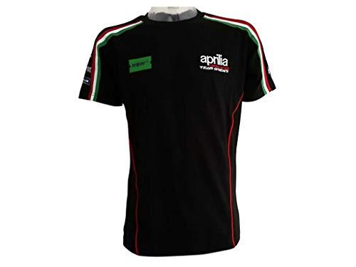 Aprilia ORIGINAL RACING TEAM GRESINI MOTO GP 2018 T-SHIRT Herren, XL