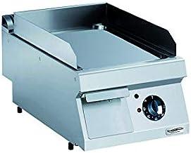 Plancha Electrique Pro 700 Plaque Lisse Droite 4,2 kW - Combisteel
