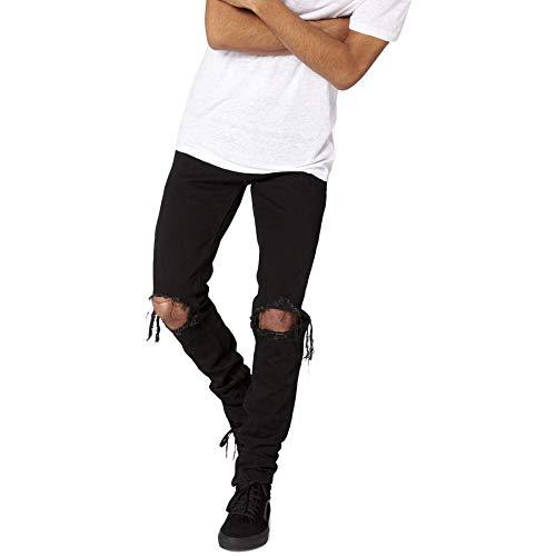 (ミニマル) mnml M1 STRETCH DENIM BLACK (LS:PANTS)(COLOR:BK) ボトムス ロングパンツ ジーンズ ストレッチデニム ブラック 国内正規品 30 ブラック