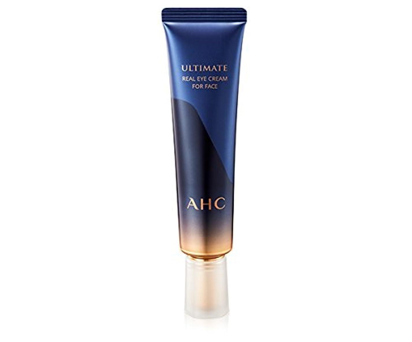 チロ乳合意[New] AHC Ultimate Real Eye Cream for Face 30ml/AHC アルティメット リアル アイクリーム フォー フェイス 30ml [並行輸入品]
