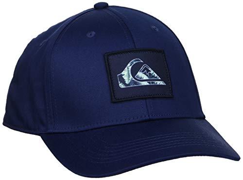 Quiksilver Glitch Toalla de Playa, Hombre, Azul (Navy Blazer), 1SZ