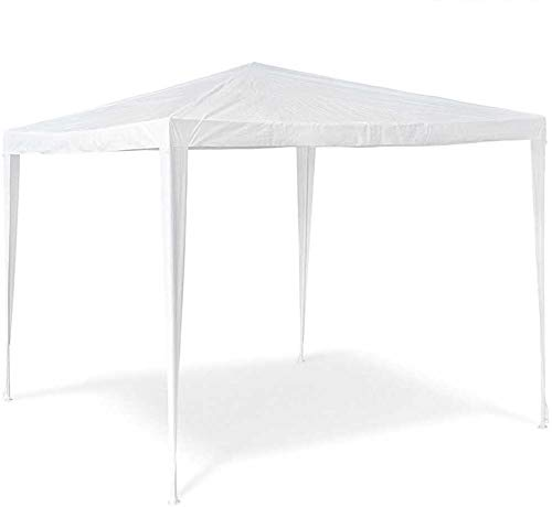 Unibos Gazebo for Garden Party Camping Festivals Beer Tent Marquee 3 x 3m