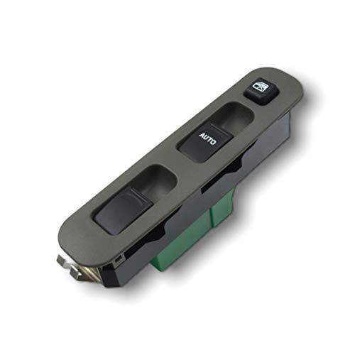 1neiSmartech Botón interruptor panel botones elevalunas eléctrico elevalunas lado conductor para Jimny Ignis Alto 1998-2015 OEM 37990-81A20-3799081A20P4Z Switch 7 pines