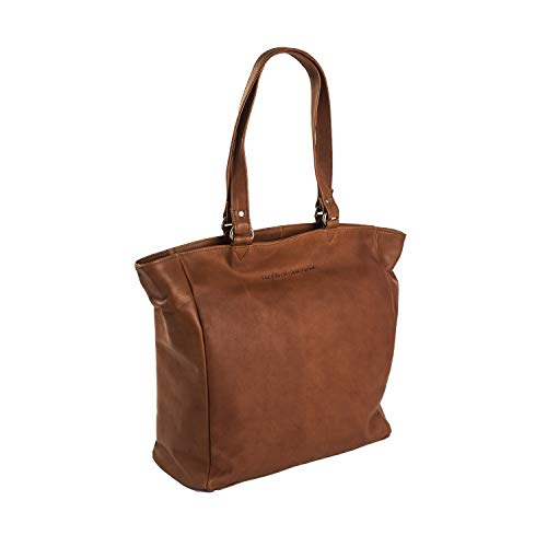 The Chesterfield Brand Berlin Schultertasche Leder 36 cm Laptopfach