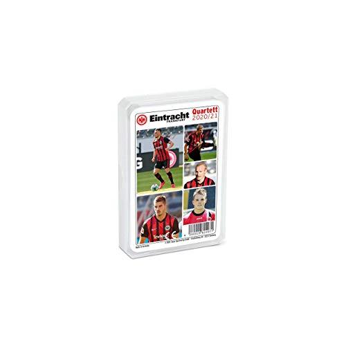 Teepe Verlag 22182464 Eintracht Frankfurt QuartettSaison 20/21
