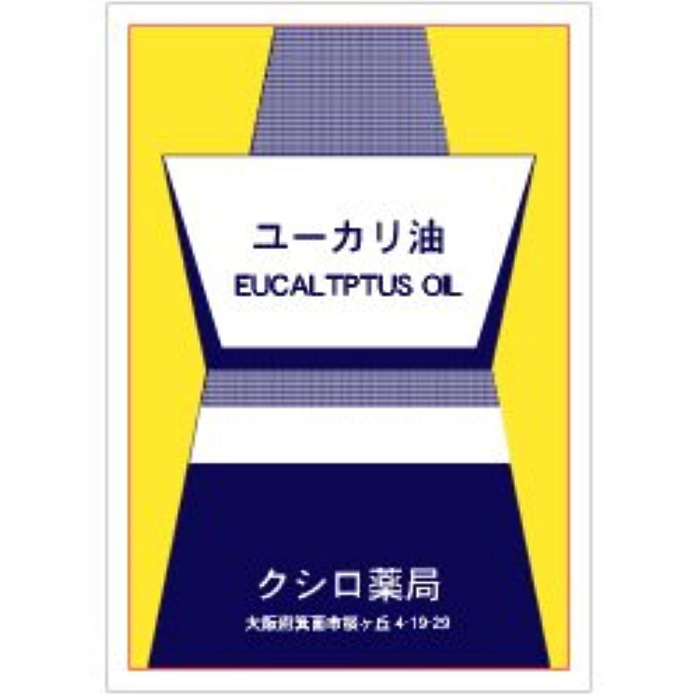 シソーラス囲む忍耐ユーカリ油 50mL [Eucalyptus Oil]