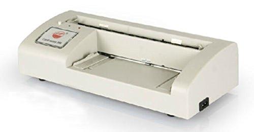 Máquina de corte eléctrica para tarjetas de visita, 9 x 5,4 cm, 220 V, para tarjetas de 3,5' x 2'