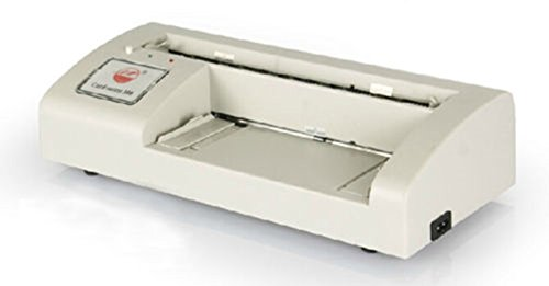 'eléctrica cortadora de tarjetas de visita Schneider Máquinas automática vinculante 9* 5,4cm 220V para 3.5'x2tarjeta
