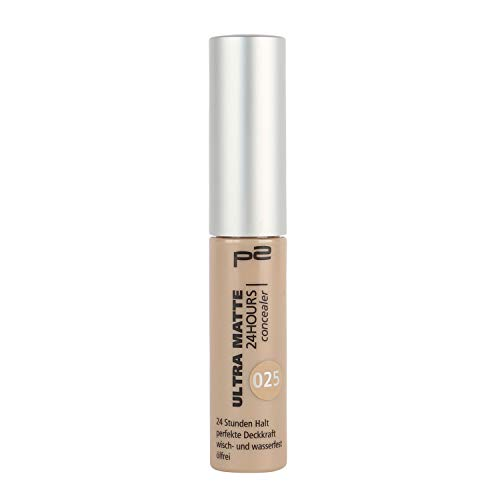 5x p2 cosmetics Make-up Concealer Ultra Matte 24hours Concealer 025