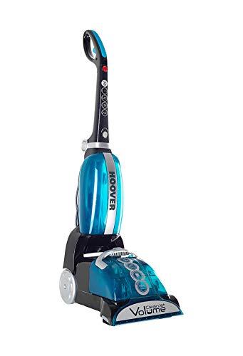 Hoover CleanJet Carpet Washer, CJ930T/1, Roterende borstel, Krachtige 900W, Lange koord, Vouwgreep, Slang/gereedschap, Trappen - Blauw