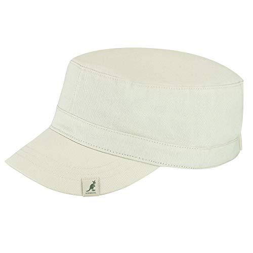 Kangol Headwear Cotton Adj Army Cap Casquette de Baseball, Beige (Beige), Large (Taille Fabricant:L/XL) Mixte