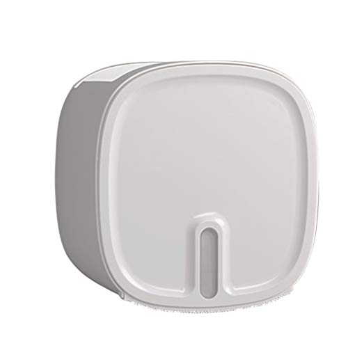 TOPBATHY toiletpapier wandhouder waterdichte tissue dispenser servet handdoeken opbergdoos voor badkamer en keuken