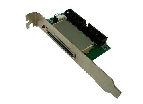 Kalea-Informatique. CF Compact Flash 50 Pin Maschi a IDE 40 Pin maschio M/M Adattatore. BACKPANEL