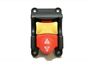 TJPOTO Replacement Part #089110109712 Switch Key Assembly BS902 BTS21  D112-2  for Ryobi