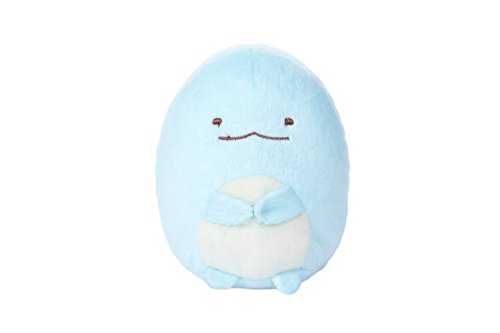 Sumikko Gurashi by San-X 4' Tokage - Lizard - Small Plush, Doll, Stuff Animal Authentic Licensed Product
