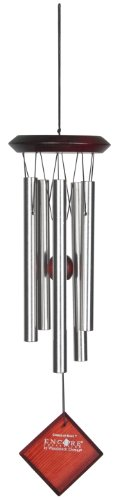 Woodstock Encore Collection Windspiel Chimes of Mars, silber
