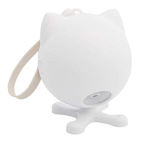 PetSafe Dancing Dot Katzenspielzeug mit Laserpointer, Erzeugt Lasermuster und regt zum Jagen an, Ausgestattet mit 2 Modi und 15-Minuten-Timer, Vertreibt Langeweile, Geprüfte Sicherheit