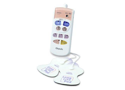 OMRON エレパルス 低周波治療器 白 HV-F125