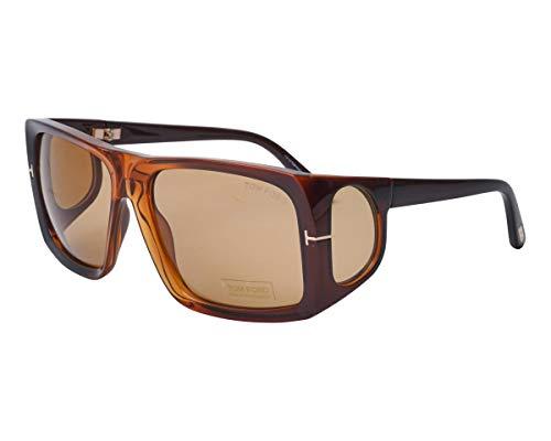 Tom Ford Hombre gafas de sol Rizzo FT0730, 48E, 61